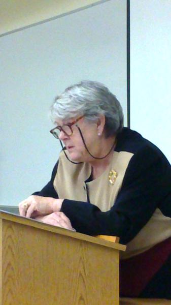 Evelyn Benson