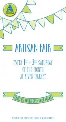 Artisan Fair Poster SHOW US YOUR LOVE_WEB