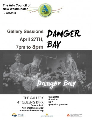 ACNW - Gallery Sessions - Danger Bay - April 2016 - web