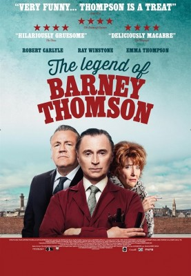 Barney Thompson -Poster -web