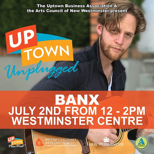 ACNW - Uptown Unplugged - Banx - July 2016 - web