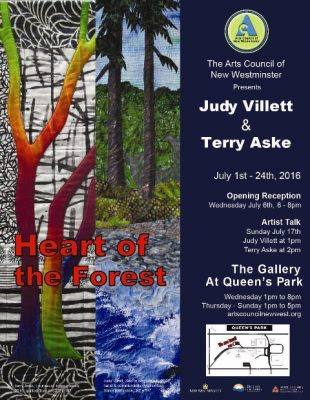 Heart of the Forest - PosterforWeb