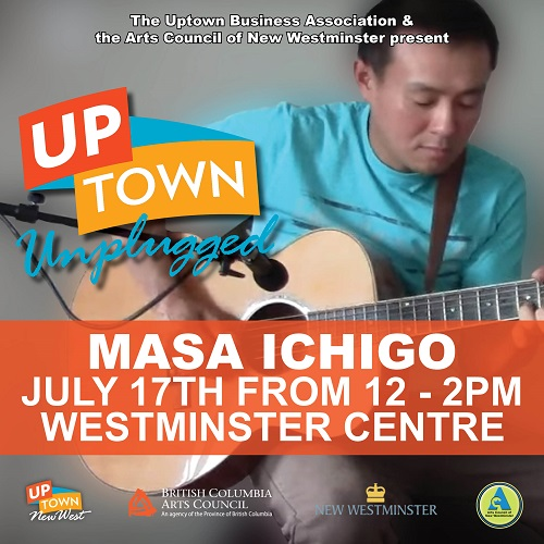 ACNW - Uptown Unplugged - Masa Ichigo - July 2016 - web
