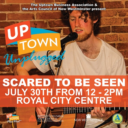 ACNW - Uptown Unplugged - Scared to be Seen - July 2016 - web