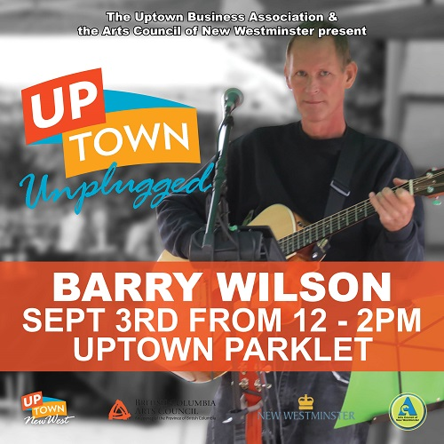 ACNW - Uptown Unplugged - Barry Wilson - web - September 2016