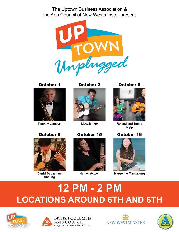 ACNW - Uptown Unplugged - Poster - web - October 2016