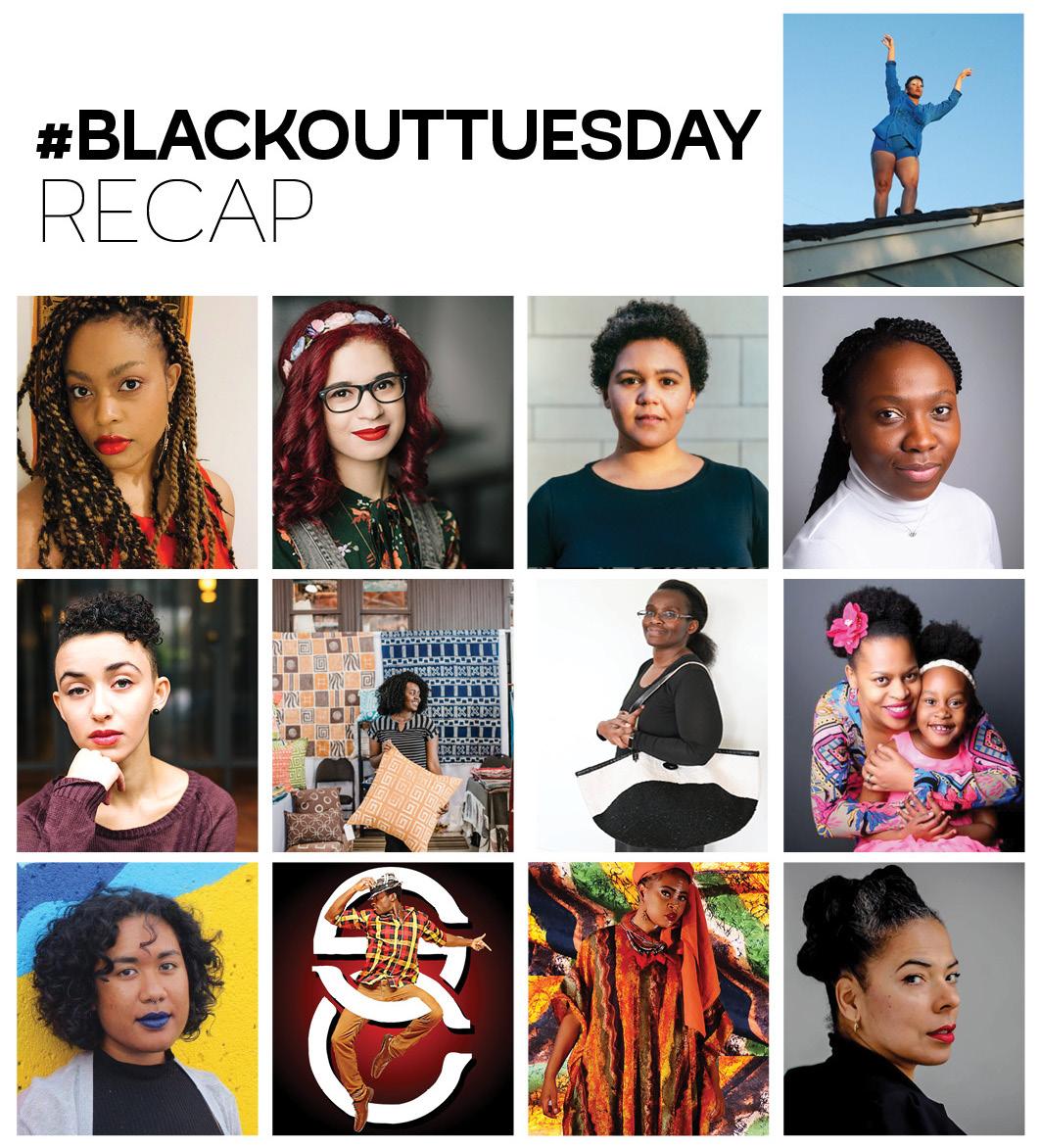 BlackOutTuesdayRECAP